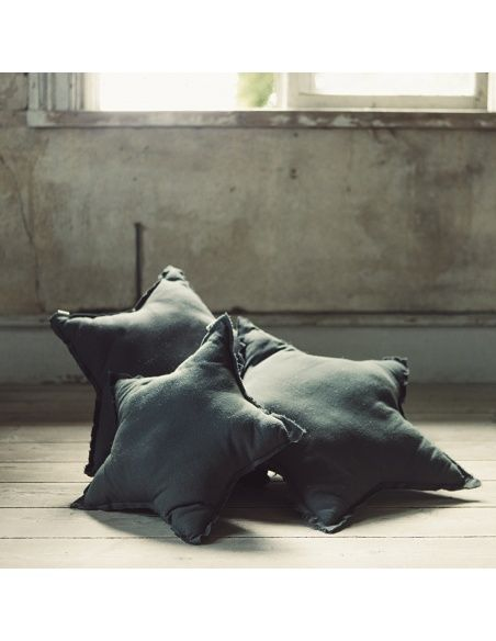 Numero 74 Star cushion ice blue