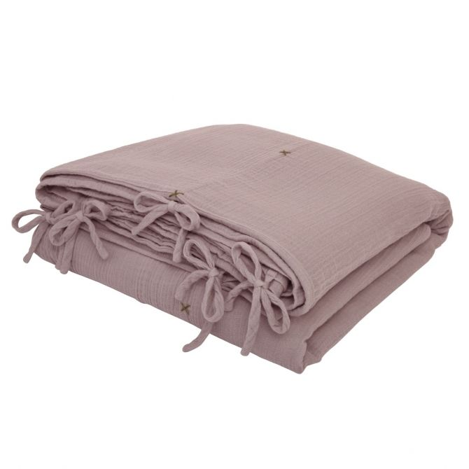 Duvet Cover dusty pink