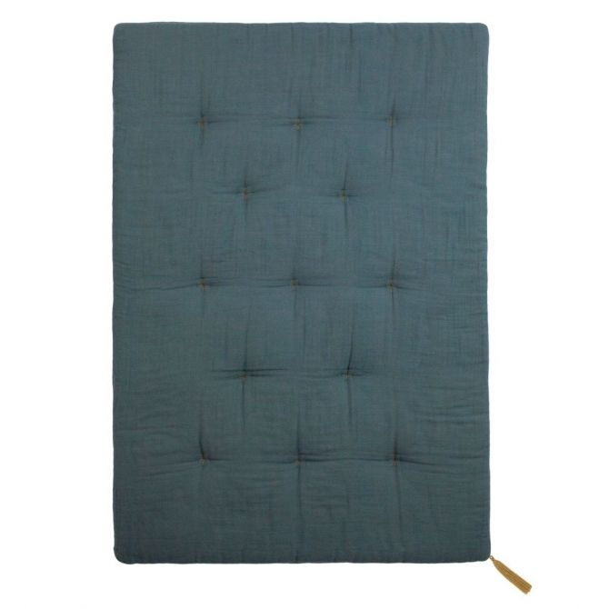 Futon ice blue