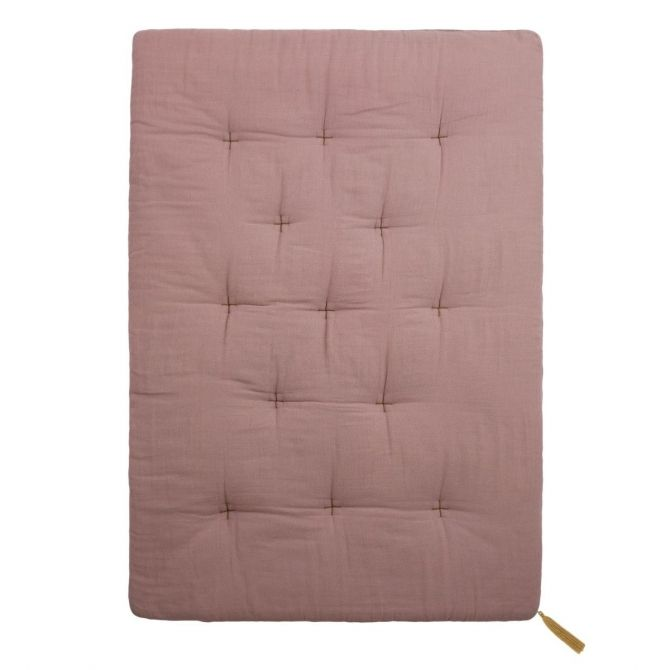 Futon dusty pink