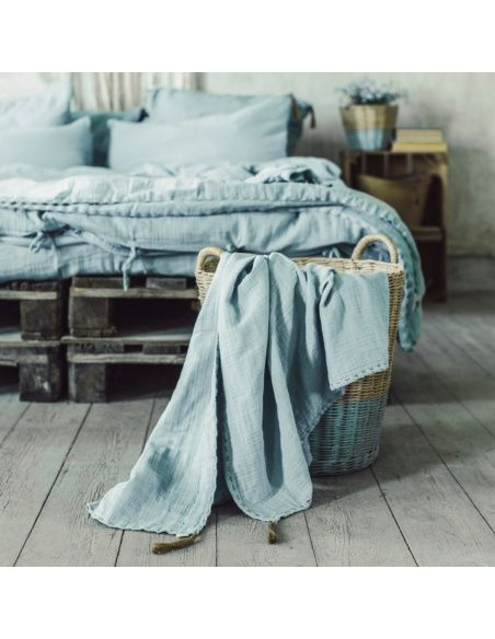 Numero 74 Summer Blanket sweet blue