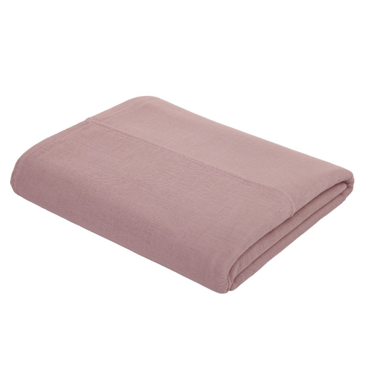 Numero 74 Top Flat Bed Sheet dusty pink