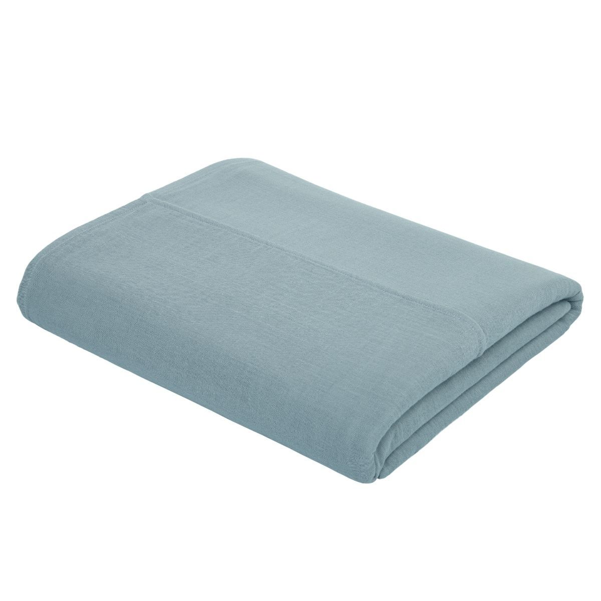 Numero 74 Top Flat Sheet Plain sweet blue