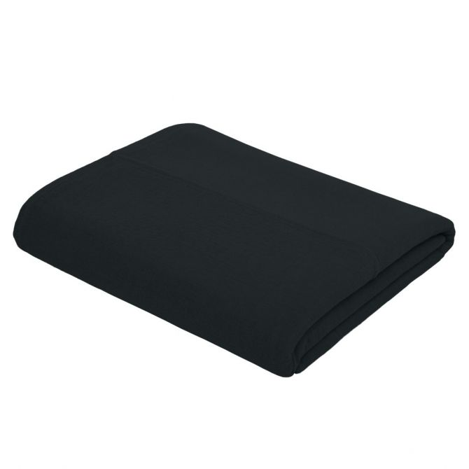 Top Flat Sheet Plain dark grey