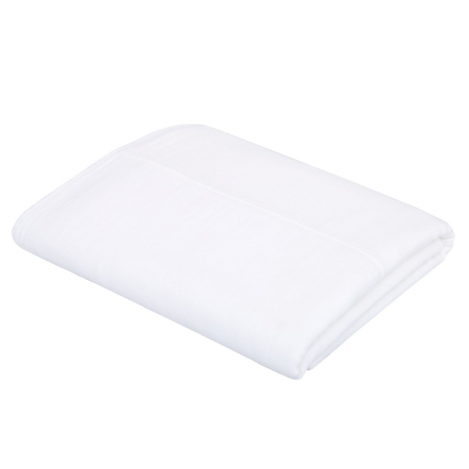 Numero 74 Top flat Sheet Plain white