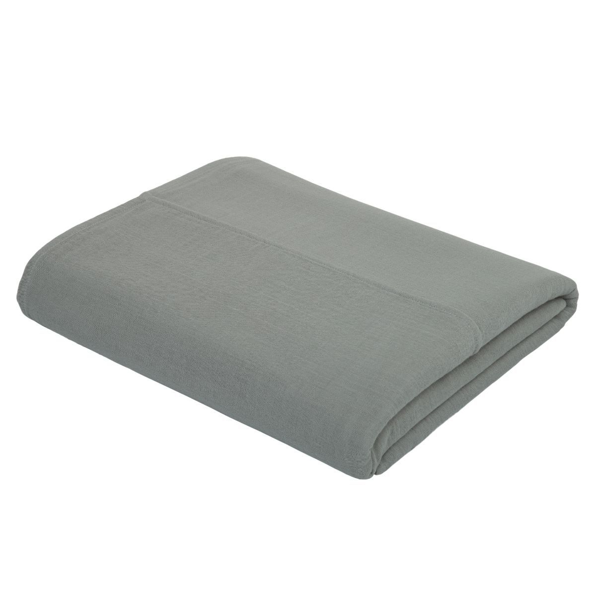 Numero 74 Top flat Sheet Plain silver grey