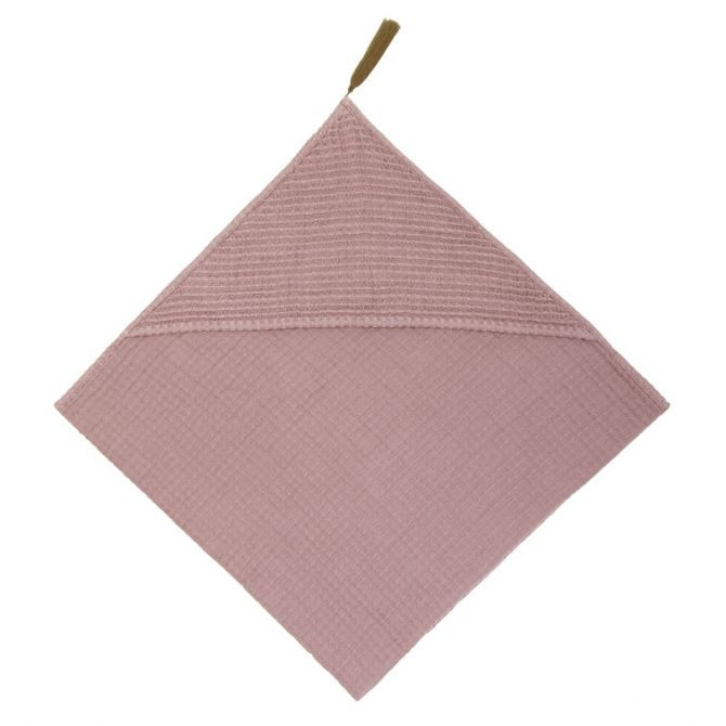 Numero 74 Baby Towel dusty pink