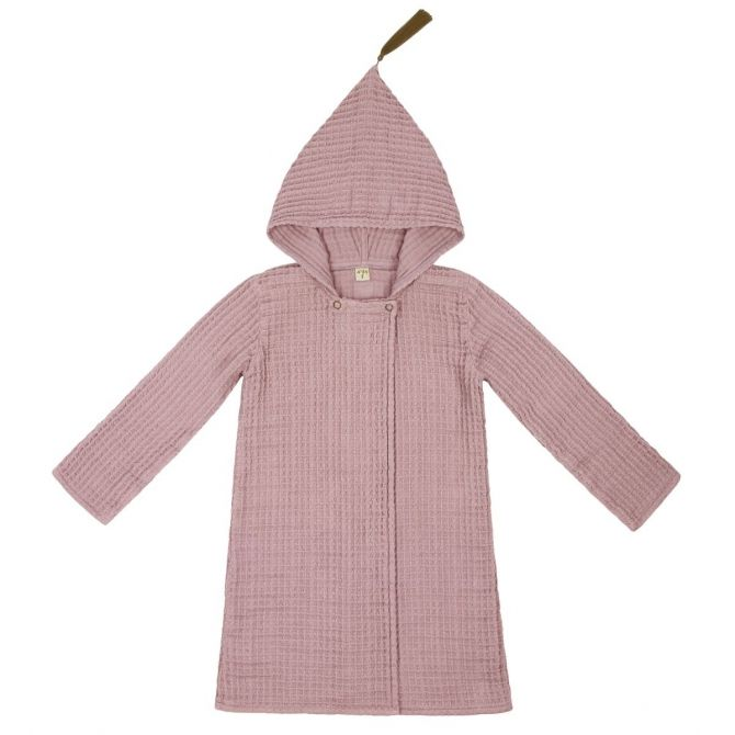 Numero 74 Bathrobe Kid dusty pink