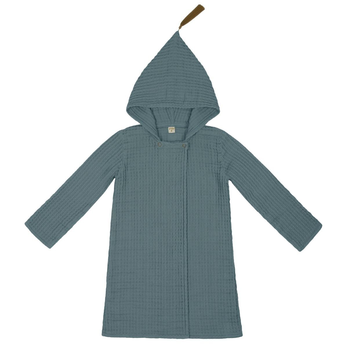 Numero 74 Bathrobe Kid ice blue