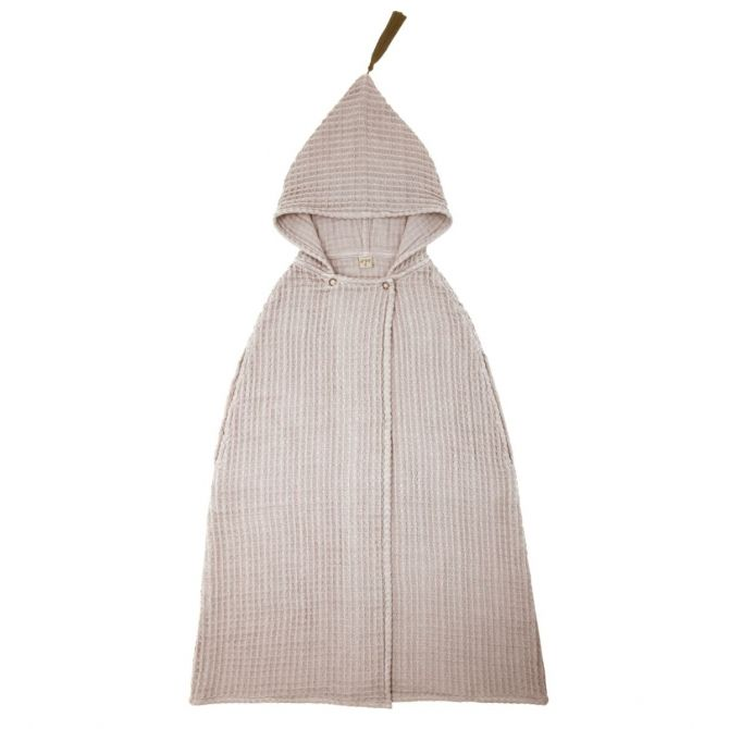 Numero 74 Poncho Towel powder
