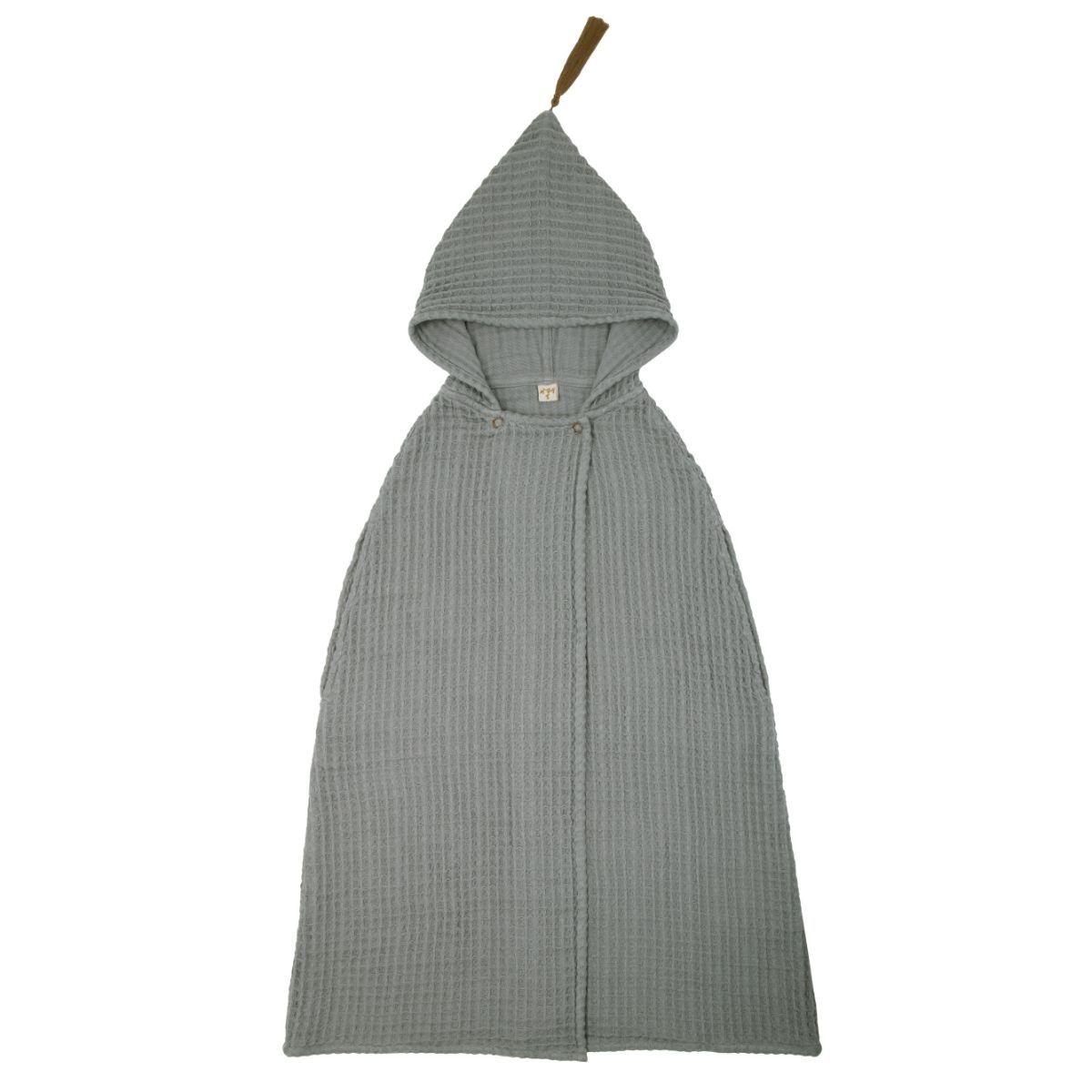 Numero 74 Szlafrok Poncho Towel srebrnoszary