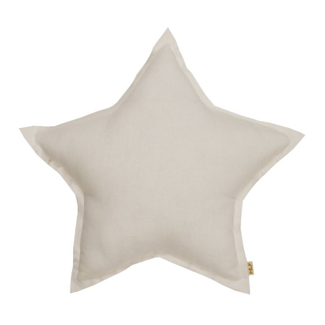Star Cushion natural
