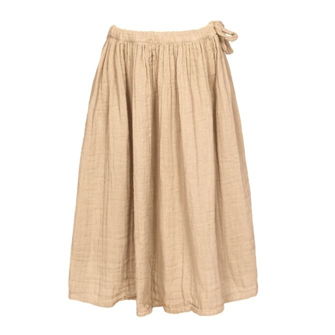 Ava Skirt Kid Long pale peach - Numero 74