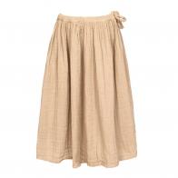 Spódnica dla dziewczynek Ava długa brzoskwiniowa
