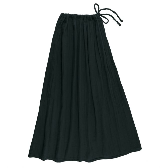 Numero 74 Skirt for mum Ava long dark grey