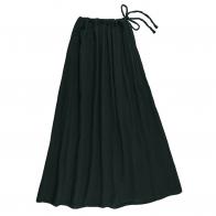 Skirt for mum Ava long dark grey