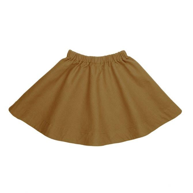 Skirt Julia mustard - Numero 74