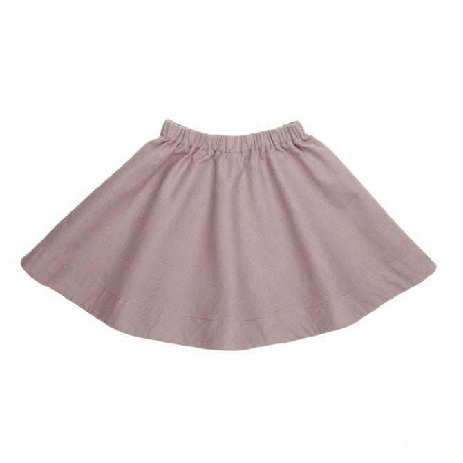 Numero 74 Skirt Julia dusty pink