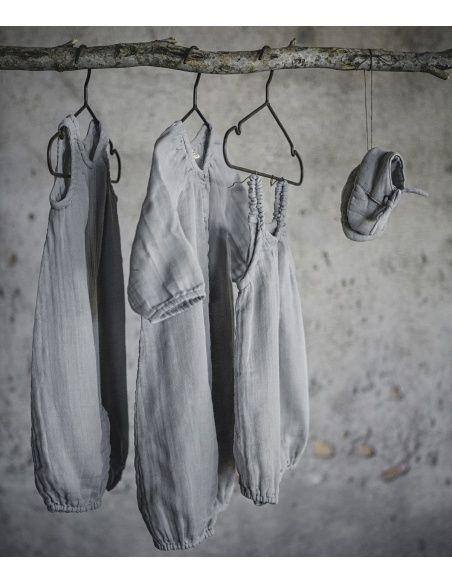 Numero 74 Leni Jumpsuit Baby silver grey