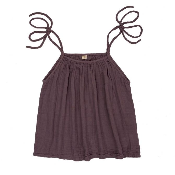 Numero 74 Top Mia for teens dusty lilac