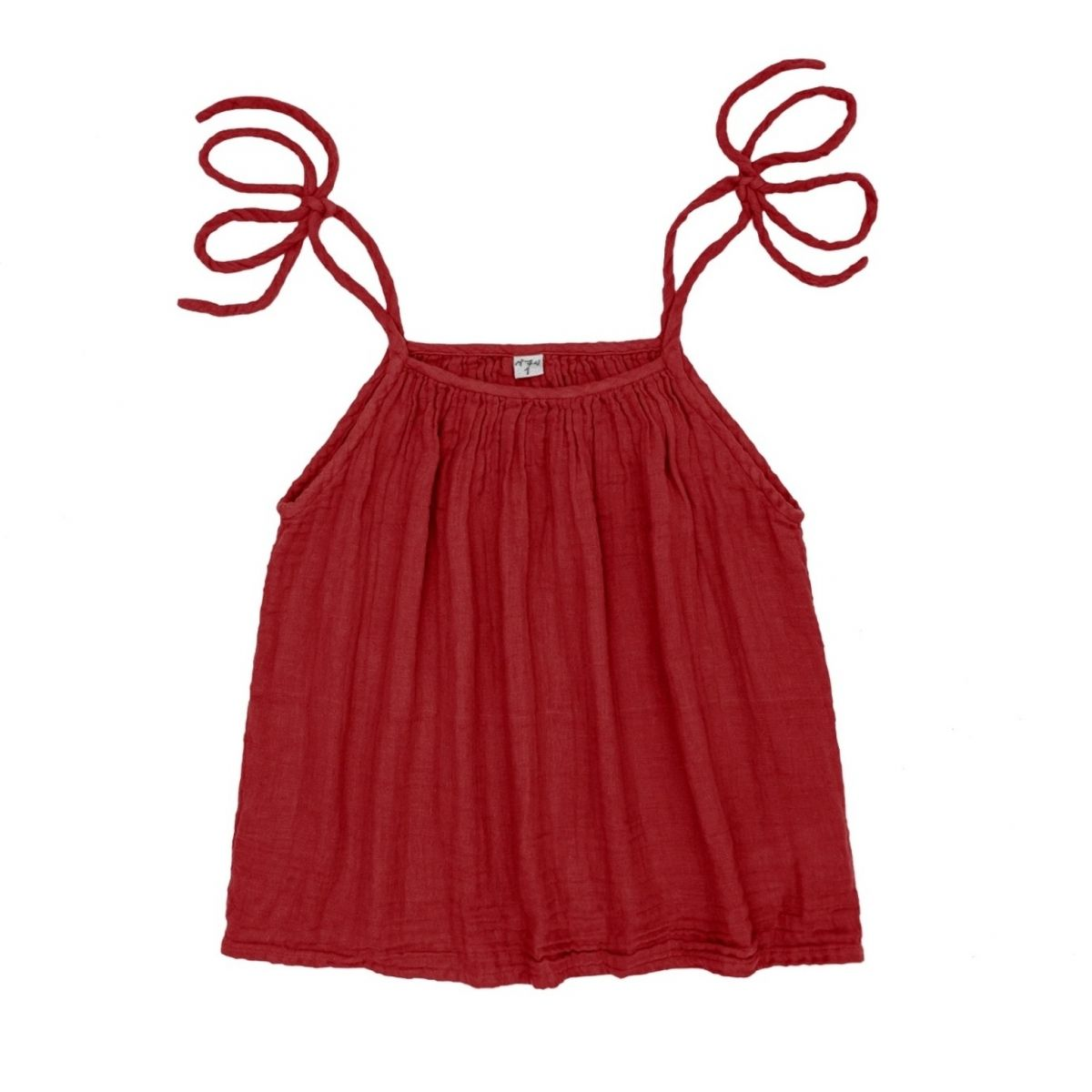 Numero 74 Top Mia for teens ruby red