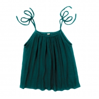 Top Mia for teens teal blue