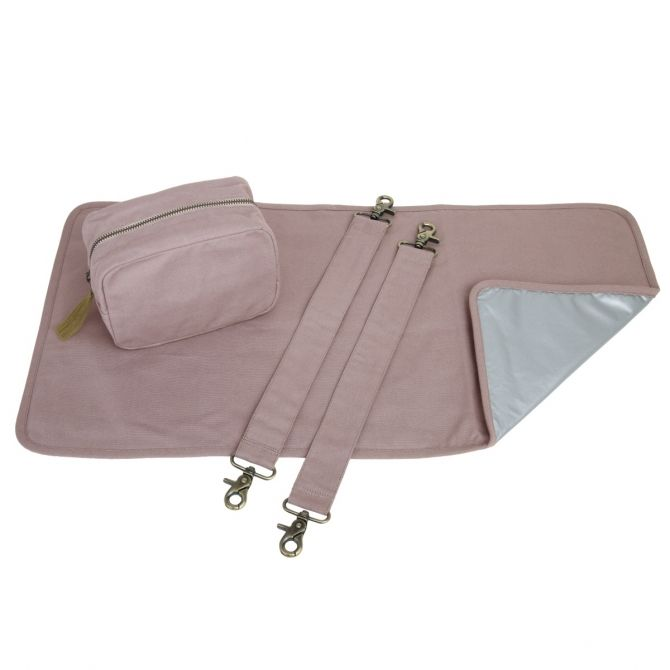Numero 74 Torebka Multi Bag Baby Kit dusty pink
