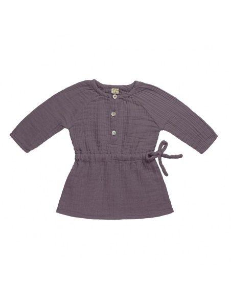 Numero 74 - Naia Dress Kid dusty lilac - 2