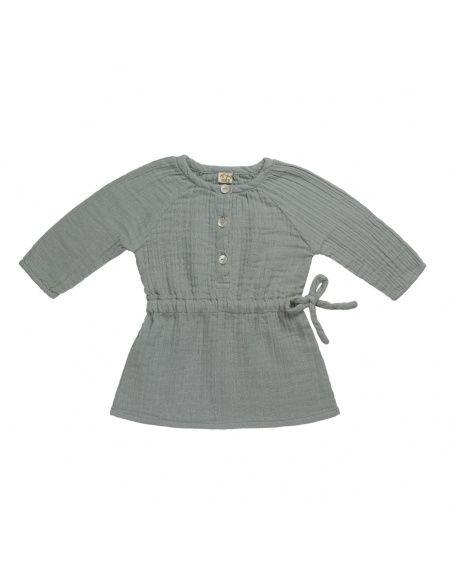 Numero 74 Naia Dress Kid silver grey