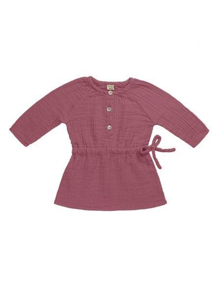 Numero 74 Naia Dress Kid baobab rose