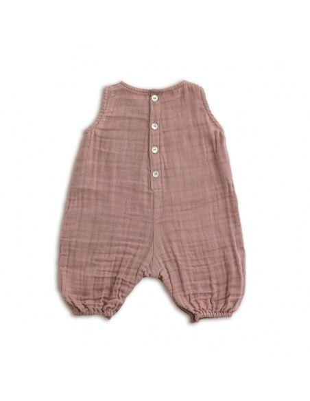 Numero 74 Baby Combi Stef dusty pink