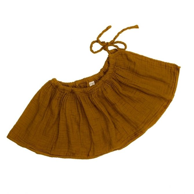 Numero 74 Skirt for teens Tutu gold