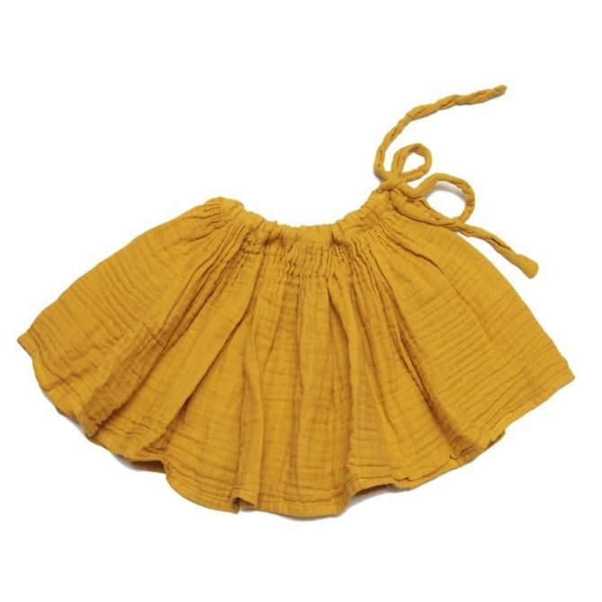 Numero 74 Skirt for teens Tutu sunflower yellow