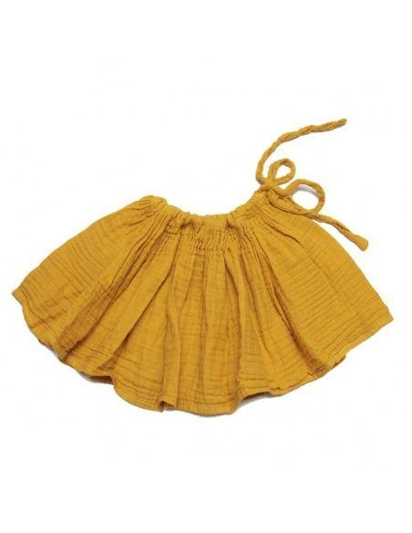 Numero 74 Skirt for teens Tutu sunflower yellow