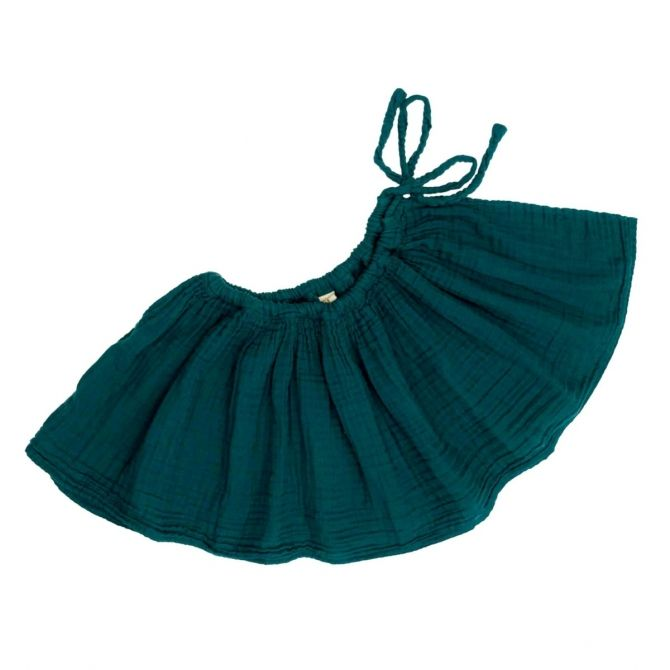 Skirt for teens Tutu teal blue