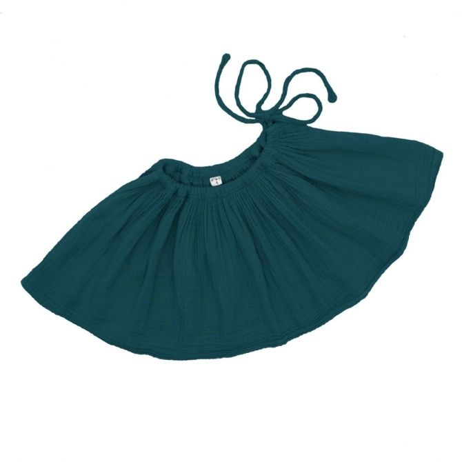 Skirt Tutu teal blue