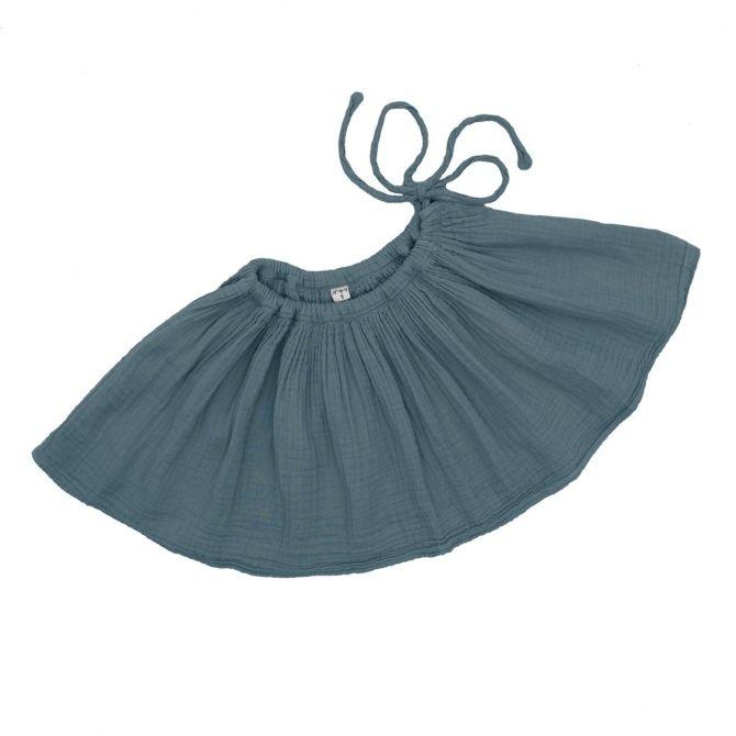 Numero 74 Spódnica dla nastolatek Tutu szaroniebieska