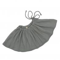 Spódnica dla nastolatek Tutu srebrnoszara
