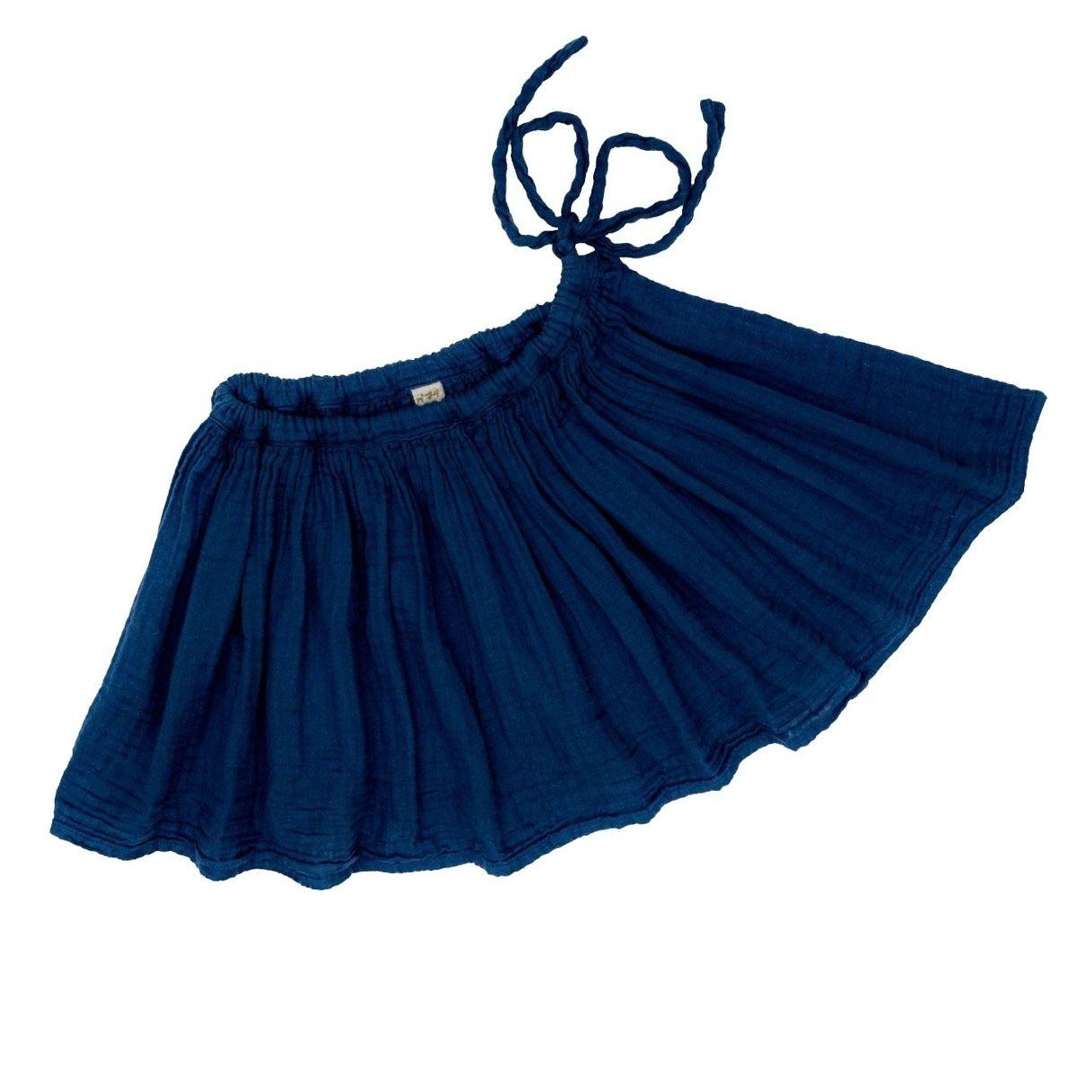 Numero 74 Spódnica dla nastolatek Tutu ciemnoniebieska