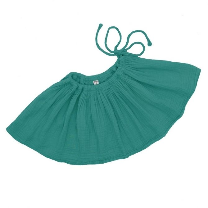Skirt for teens Tutu aqua blue