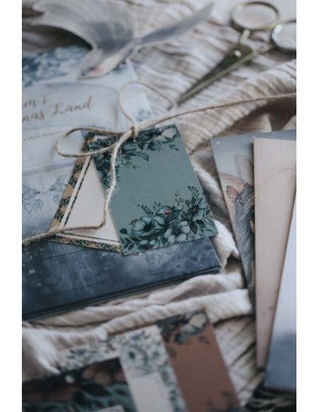 Mrs. Mighetto Komplet kartek prezentowych Gift Tags