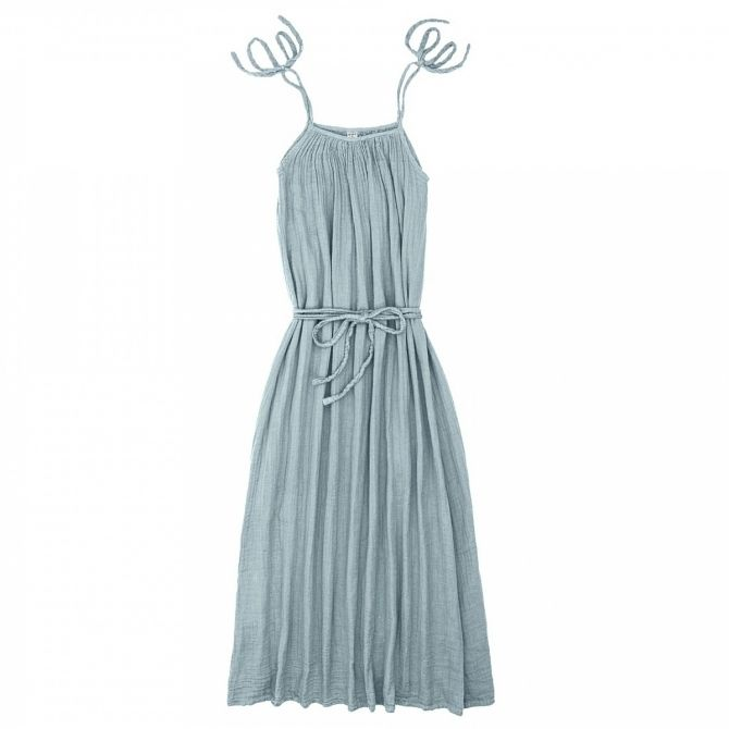 Mia Long Dress Mum sweet blue