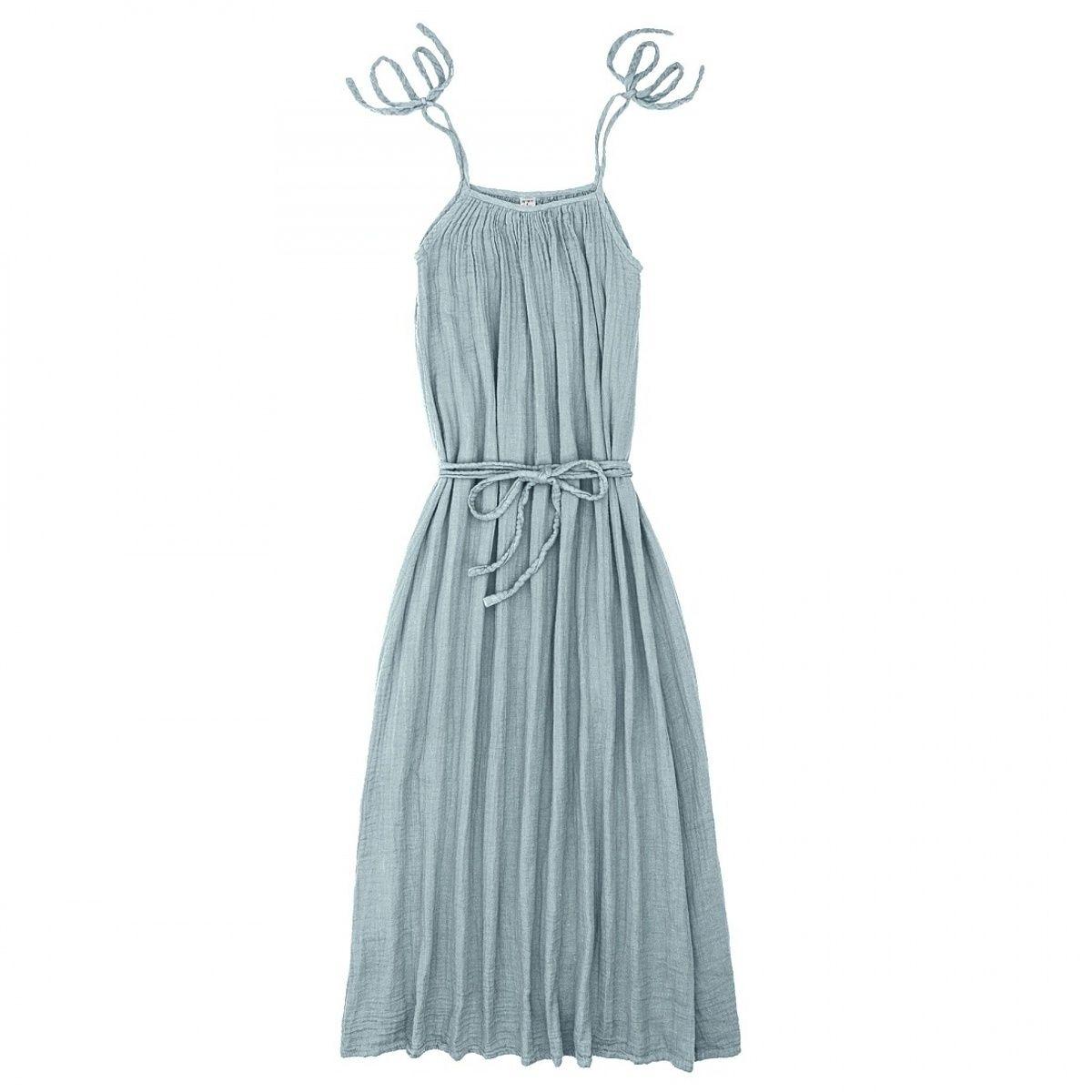 Numero 74 Mia Long Dress Mum sweet blue