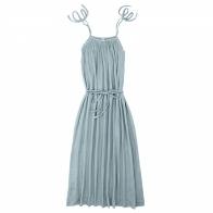 Mia Long Dress Mum sweet blue