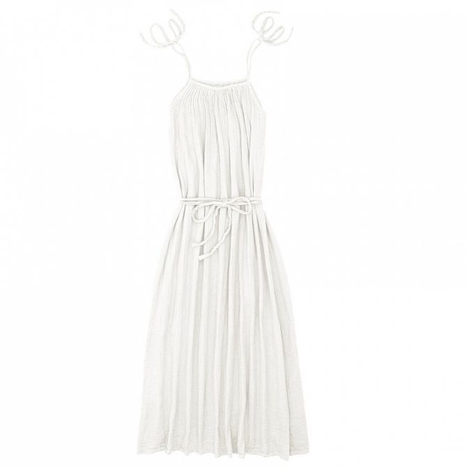 Numero 74 Dress for mum Mia long white