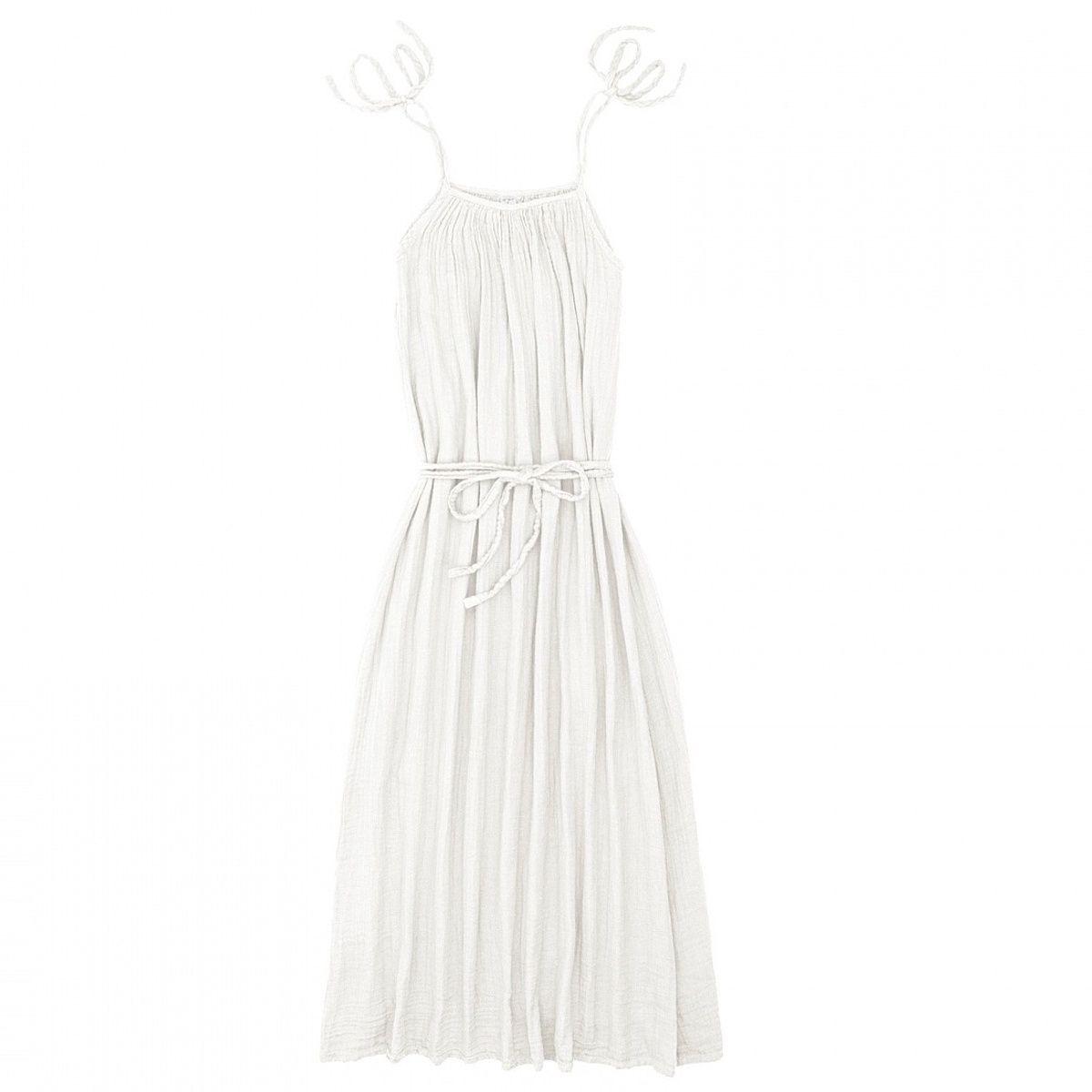 Numero 74 Dress for mum Mia long white