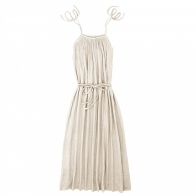Dress for mum Mia long natural