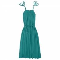 Sukienka dla mamy Mia długa turkusowa