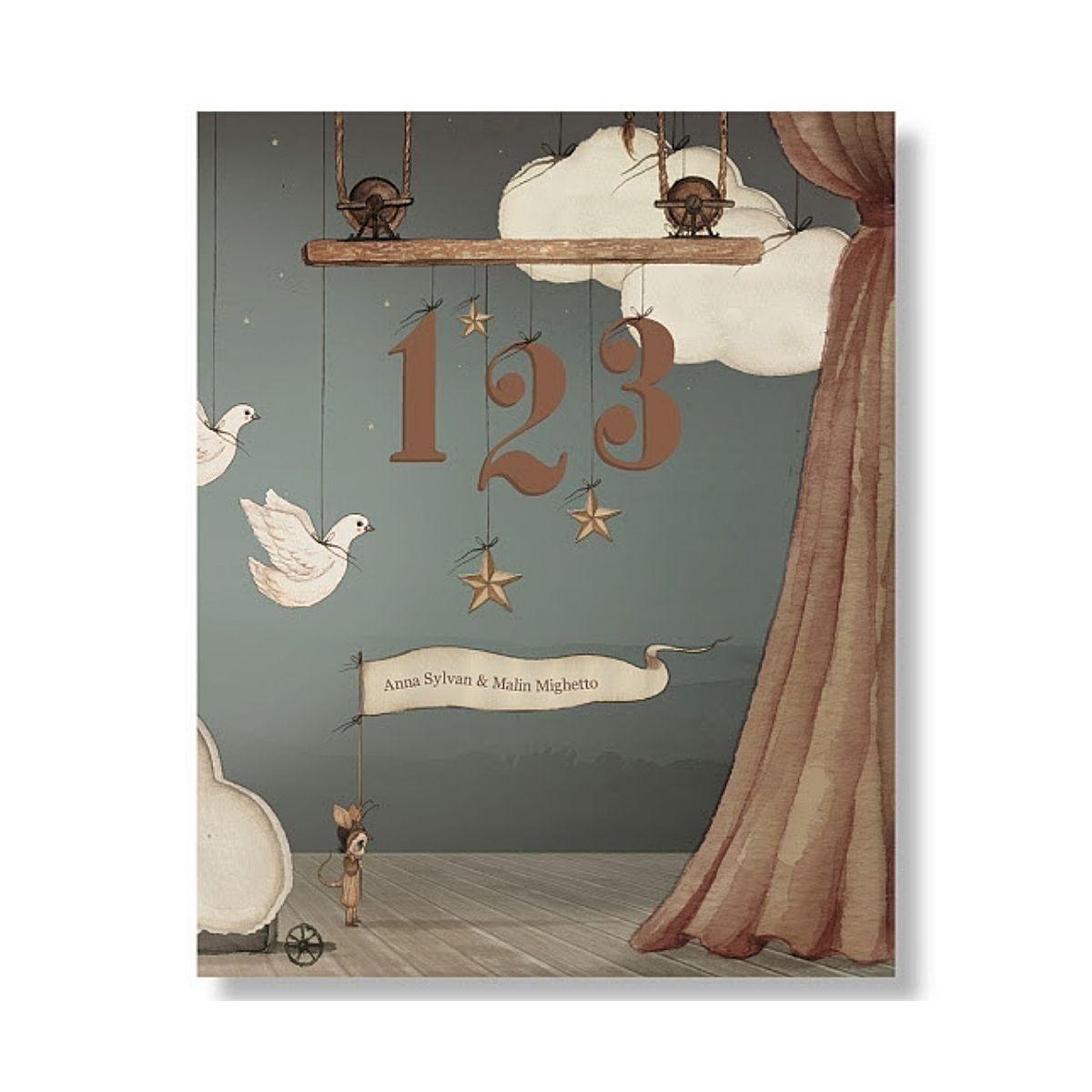 Książka dla dzieci 123 - Mrs. Mighetto