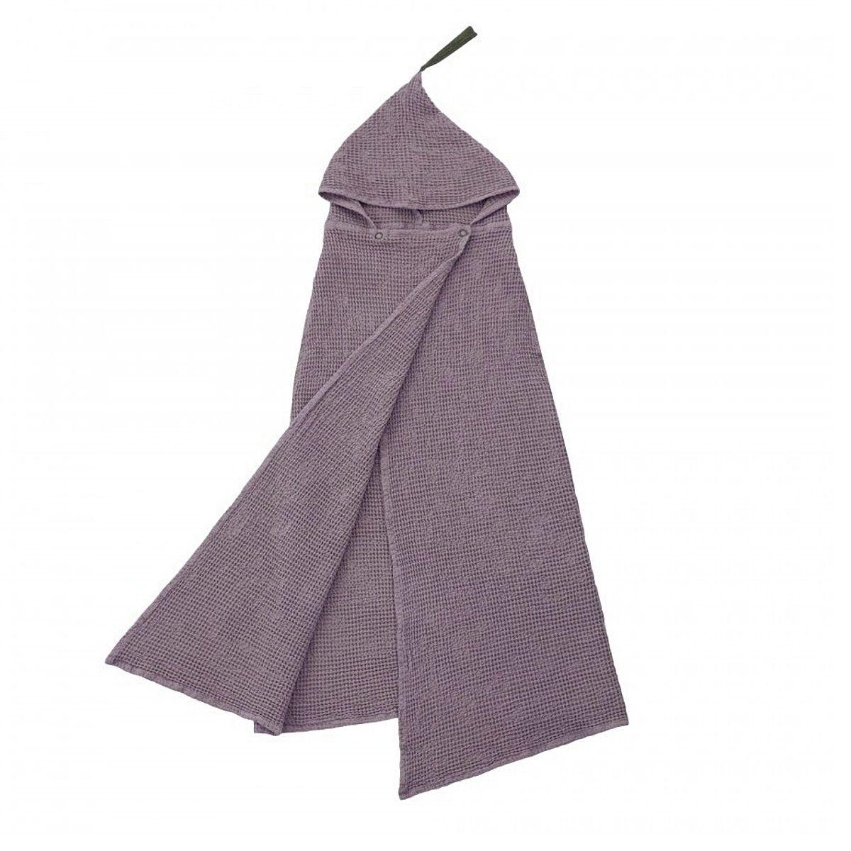 Numero 74 Poncho Towel dusty lilac